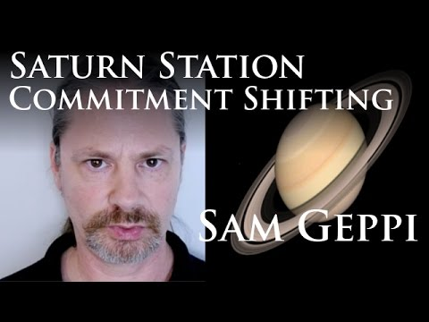Current Saturn Station in Vedic Astrology