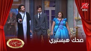 getlinkyoutube.com-على ربيع و محمد أنور  ببطل هرش ياض جبتولنا الكلام ومن مين من واحدة