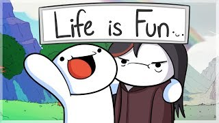 Life is Fun - Ft. Boyinaband (Official Music Video) width=