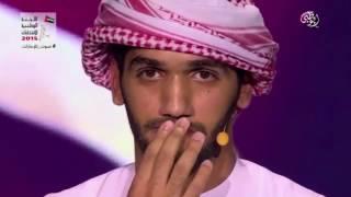 شيله شيب عيني وش بقالي | هزاع المهلكي | شاب اماراتي فقد كل اهله