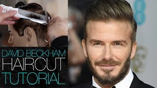 getlinkyoutube.com-DAVID BECKHAM Haircut Tutorial - Mens Disconnected Undercut Haircut Step by Step | MATT BECK VLOG 30