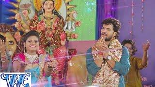 getlinkyoutube.com-HD नजर न लाग जाई - Najar Na Lag Jai | Mai Bolaweli | Khesari Lal | Bhojpuri Mata Bhajan