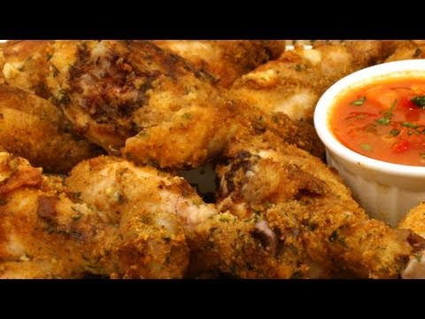 Baked Chicken Drumstick Recipe (A Healthy Recipe)