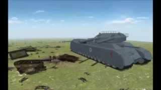 Men of War: Landkreuzer P1000 Ratte