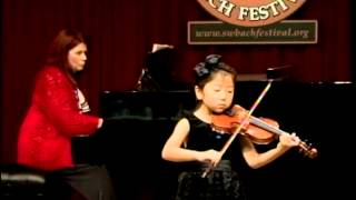 Southwest Bach Festival 2012 Highlights