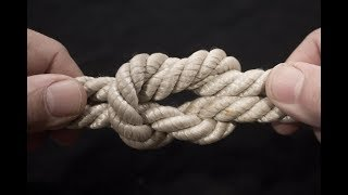 getlinkyoutube.com-How To Tutorial on the 15 Basic Knots - Best Tutorial - 720p HD