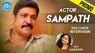 Actor Sampath Raj Exclusive Interview PROMO || Talking Movies With iDream