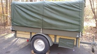 getlinkyoutube.com-Bug Out Camper - This Old Truck Ep.7