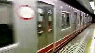 getlinkyoutube.com-相鉄8000系・大和発車