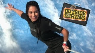 getlinkyoutube.com-Outside the Ring - Catch some waves with The Bella Twins - Episode 6