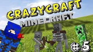getlinkyoutube.com-Minecraft CrazyCraft 3.0 -  การผจญภัยอันแสนยาวนาน Part#5