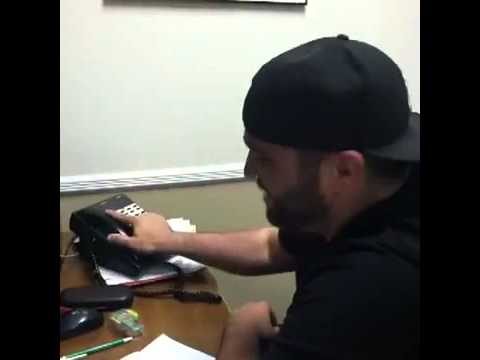 What telemarketers say when they hang up the phone - Best Vines