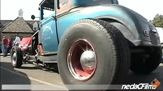getlinkyoutube.com-Bitch'n Hot-Rods, rusty Rat-Rods and '30s Deuce Coupes (Vintage Americana)