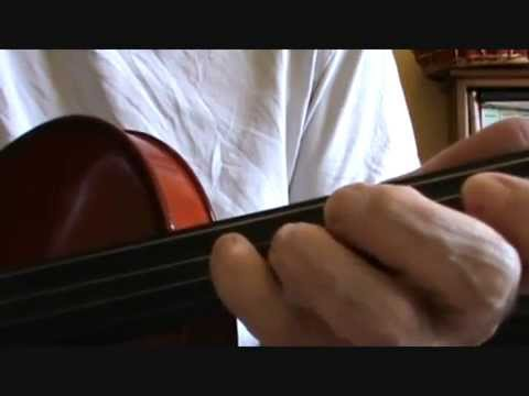 THE VIOLIN: LESSON NINE A FOUR FINGER EXERCISE