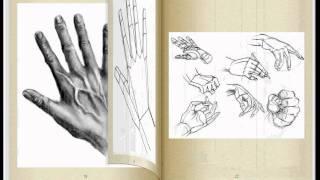 getlinkyoutube.com-رسم اليد باكثر من طريقه وشكل