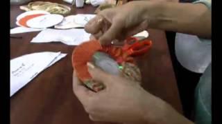 getlinkyoutube.com-20120529 Imã de geladeira em cd lembrança chá de cozinha