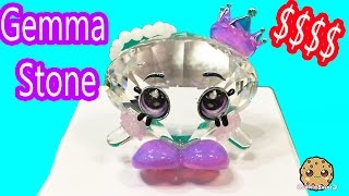 Gemma Stone One Of A Kind Diamond Shopkins Auction News Update Video Cookieswirlc