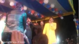 getlinkyoutube.com-Pawan Singh  Tilak Stage Show bhojpuri