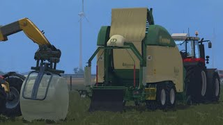 getlinkyoutube.com-Ls15 | Grasernte in der Nördlichen Gegend | Best of FS15 Modcontest Mods  #LSVW
