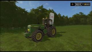 Farming Simulator 17 - Coldborough Park farm - episode 4 - 4755 upgrade