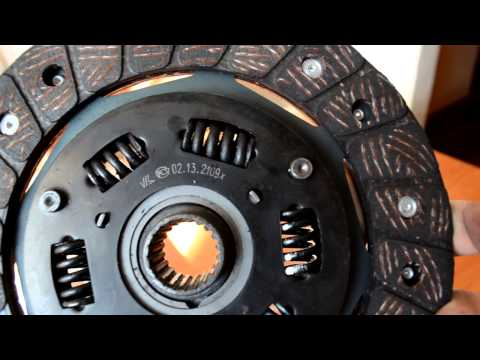 Обзор комплекта сцепления ВАЗ 2108