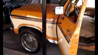 getlinkyoutube.com-1975 FORD F100 Truck 1979 FORINGA MEXICANA Chihuahuense 100%