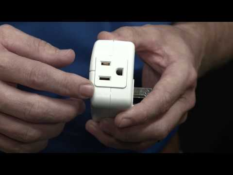 12719: GE Z-Wave Plug-in Smart Switch