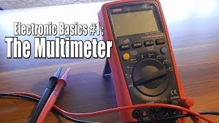 getlinkyoutube.com-Electronic Basics #1: The Multimeter