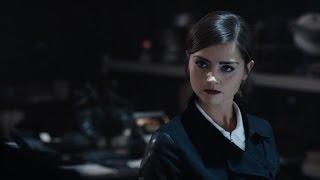 getlinkyoutube.com-Jenna Coleman on being Bonnie a.k.a. Bad Clara - Doctor Who: Series 9 (2015) - BBC
