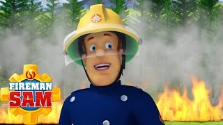 getlinkyoutube.com-Fireman Sam NEW Episodes - Fireman Sam's Best Rescues!  🚒 🔥