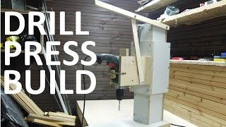 getlinkyoutube.com-drill press build (part 1)