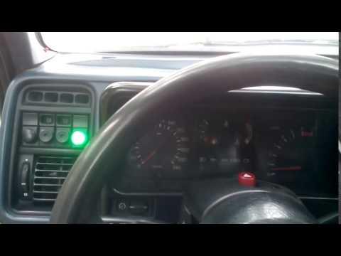 Где в Форд Сиерра находится реле поворотов