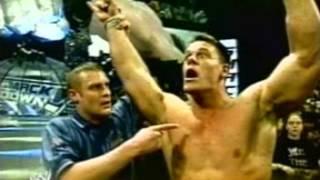 getlinkyoutube.com-WWE Backlash 2003 - Brock Lesnar vs John Cena Promo
