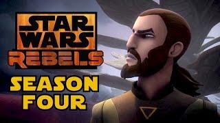 Star Wars Rebels Season 4 Predictions