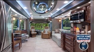 getlinkyoutube.com-$1.2M Foretravel Luxury RV Review for Sale at Motor Home Specialist