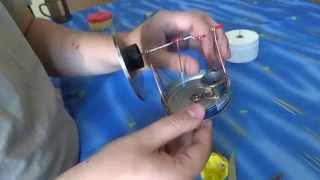 Budujemy prosty Silnik Stirlinga