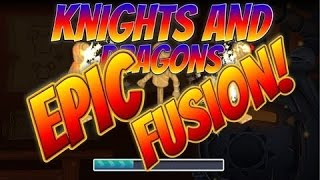 getlinkyoutube.com-Knights And Dragons - CHEST OPENING - FUSION [1]