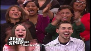getlinkyoutube.com-We're Engaged But I Cheated! (The Jerry Springer Show)