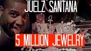 getlinkyoutube.com-5 MILLION IN JEWELRY JUELZ SANTANA (1 of 2) | Behind The Music | Jordan Tower Network