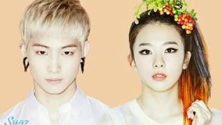 getlinkyoutube.com-KPOP COUPLE / SHIP 2015