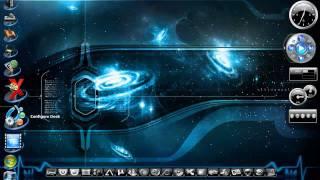 getlinkyoutube.com-Personalizar el escritorio con rocketdock,objectdock y rklauncher