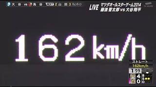 getlinkyoutube.com-Shohei Otani Matches Fastest-Ever Pitch in Japan Pro Baseball (101 MPH)