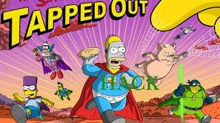 getlinkyoutube.com-como tener Rosquillas y Dinero infinito en los Simpson Springfield (HACK)