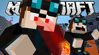 getlinkyoutube.com-Minecraft | GIANT DANTDM BOSS BATTLE!!