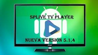 getlinkyoutube.com-SPLIVE TV # NUEVA VERSIÓN MEJORADA 5.0.9 # + LISTAS AUTO ACTUALIZABLES NOVIEMBRE 2016