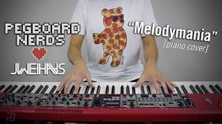 getlinkyoutube.com-Pegboard Nerds - MelodyMania (Jonah Wei-Haas Piano Cover)