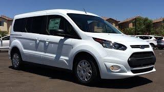 getlinkyoutube.com-2015 Ford Transit Connect XLT 7-Passenger Walkaround