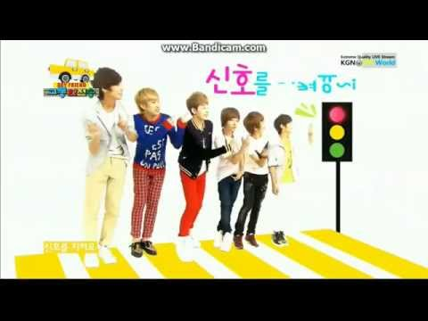120617 BOYFRIEND - Traffic Safety Song