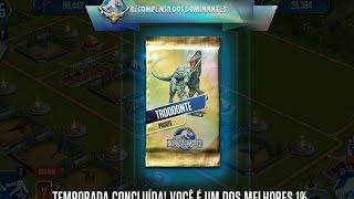 getlinkyoutube.com-Jurassic World - The Game - Trodoon Pack (Pacote Trodonte)