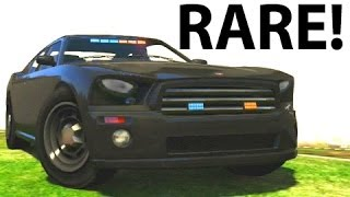 getlinkyoutube.com-How to Find a Rare FIB Vehicle! GTA V Online Tips and Tricks (GTA 5 FIB Buffalo Location)